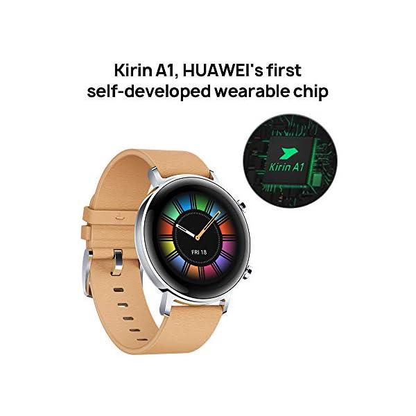 Huawei Watch GT 2 – Pacquete de Auricular Bluetooth AM61 y Smartwatch