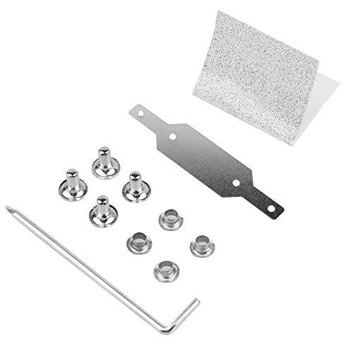 DIWARO.® | Gurt-Reparatur-Set Gurt-Fix | für 22-23 mm Gurt | ohne Gurt | für Maxi-Gurte | Rollade, Rollo, Jalousie