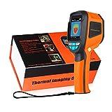 Welight Cámara infrarroja térmica profesional Welight con pantalla LCD Pro Portable HD Isolation Imager