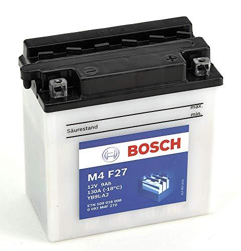 Bosch 0092M4F270 Autobatterien Freshpack 12 V 80 A 9 mAh