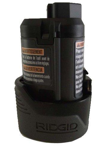 Ryobi - Ridgid Replacment Part # 130446007 PACK BATTERY R86048 12V-DC LI