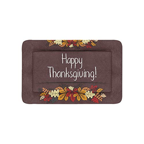 Thanksgiving Day Best Harvest Extra Large Bedding Soft Pet Dog Beds Couch for Puppy and Cats Furniture Mat Cave Pad Cover Cushion Indoor Gift Supplier 36 X 23 Inch