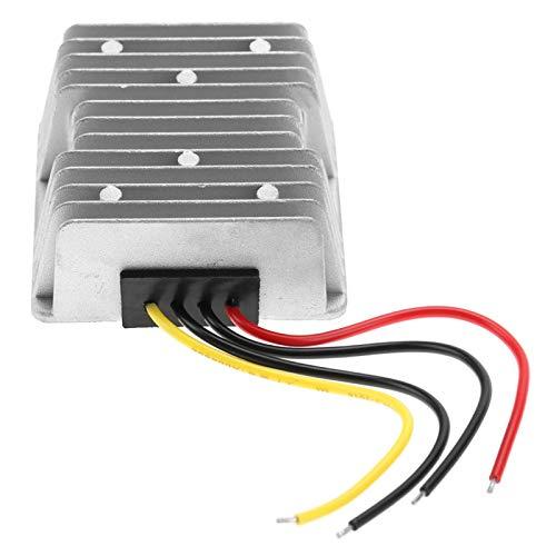 Módulo de impulso, convertidor de impulso práctico de 12V a 24V, enrutador para ventilador de bomba de agua con pantalla LED para automóvil