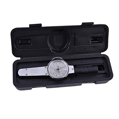 Hengyixing Llave Dinamométrica Con Dial De 1/2 0-100 Nm Herramienta Analógica