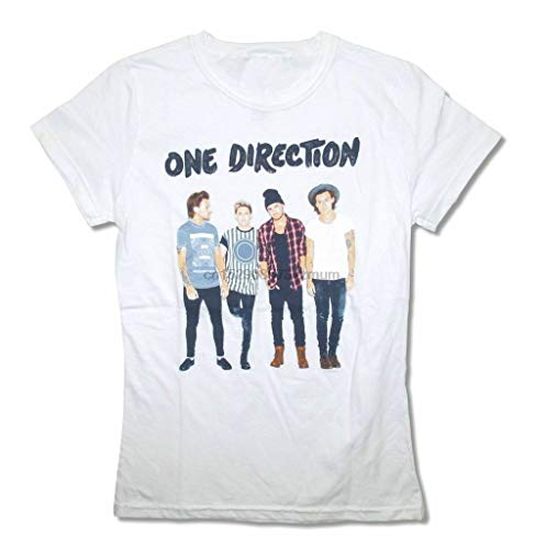 One Direction Stempel Pic Band Afbeelding Juniors Wit T Shirt Jongen Pop MusicmenUnisex Tshirt Hoodie