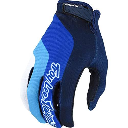 Troy Lee Designs Motorradhandschuhe kurz Motorrad Handschuh Air Prisma Handschuh navy/blau M, Herren, Cross/Offroad, Ganzjährig, Textil