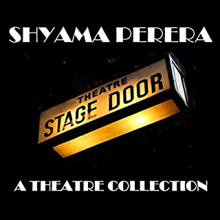 Shyama Perera audiobook cover art