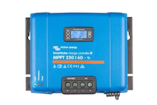 Victron SmartSolar MPPT Solar Charge Controller with Bluetooth – 250V 60A