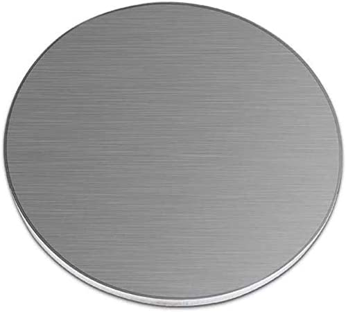 MHUI 304 Stainless Steel Plate 3mm Thickness Metals Sheet trend Max 54% OFF rank Round