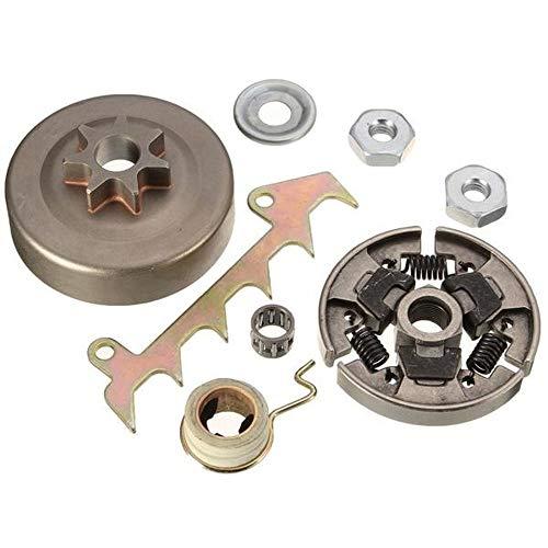 Pignon de chaîne d'embrayage tambour à vis pour STIHL MS230 023 MS250 025 021 MS210