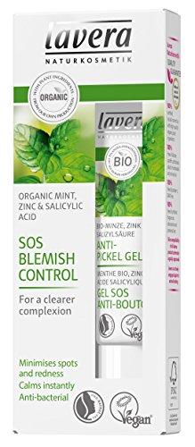Lavera SOS Blemish Control, Mint, 15 ml