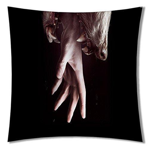 Gary S.Shop Wolf Home Decor Pillow Case 18 x 18 Inch