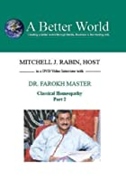 Classical Homeopathy Part 2 [DVD]
