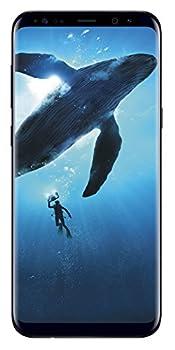 Refurbished  SAMSUNG Galaxy S8 64GB Phone - 5.8in Unlocked Smartphone - Midnight Black