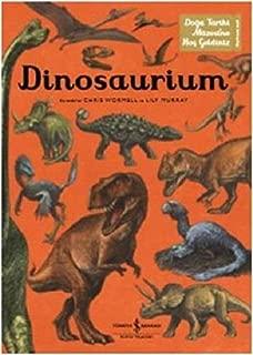 Dinosaurium. Translated by Alican Saygi Ortanca