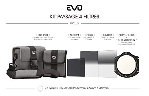 Cokin EVO 4 Filters Landscape Kit