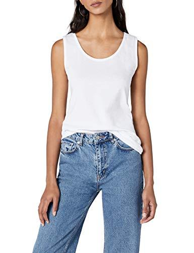 Fruit of the Loom Ss077m Camiseta, Blanco, 02/09/1900 para Mujer