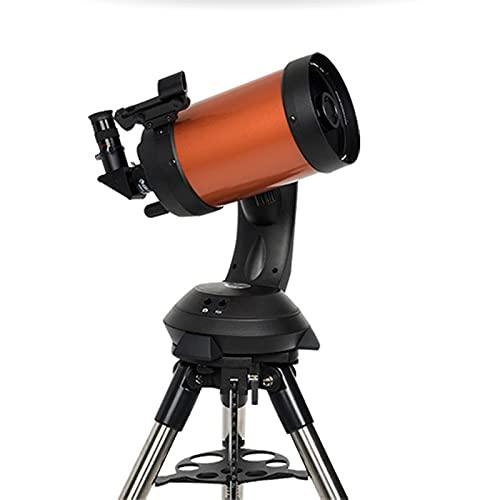 monokulares Teleskop mit automatischer Nachführung, geeignet für professionelle astronomische Beobachter (rot)