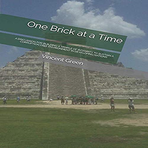 One Brick at a Time Audiobook By Vincent Green cover art