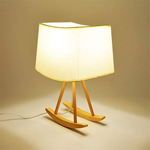 YU-K Lampe pour chambre d'enfant lampe de chevet chambre à coucher moderne minimaliste de création lumière chaude et élégante,lampes personnalisées 20 * 35cm,5w lumière chaude