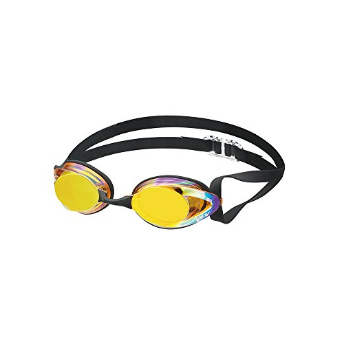 VIEW Schwimmbrille Sniper 2 Mirror, Amber/Orange, V-101AMR AB/OR
