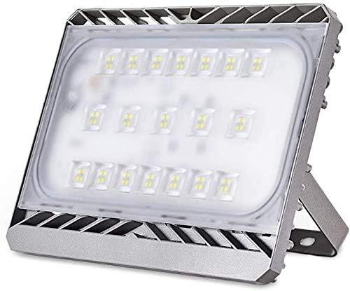 UYZ Proyector LED de 70 W, Luces de Seguridad súper Brillantes de 6300 LM, 180 & deg;Soportes giratorios, diseño más Delgado y liviano, luz Exterior Impermeable IP65, para jardín, Patio, almacé