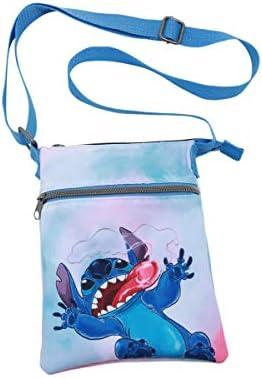 Loungefly Disney Lilo Stitch Passport Crossbody Bag product image