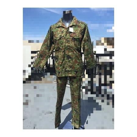 陸上自衛隊迷彩 E/Cリップ2型作業服 サイズ6B 最新モデル
