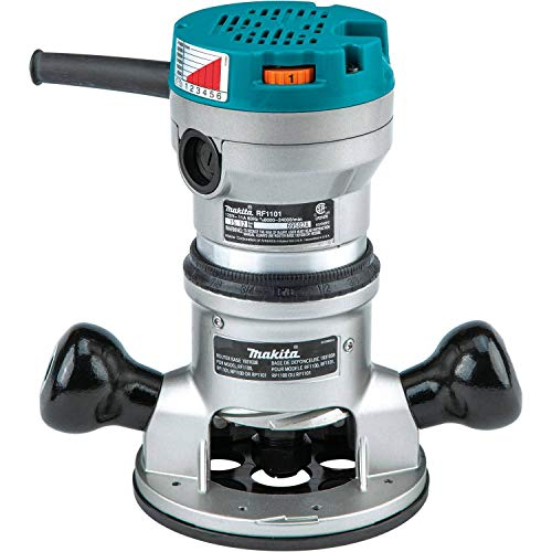 Makita 2-1/4 HP Router, Teal (RF1101)