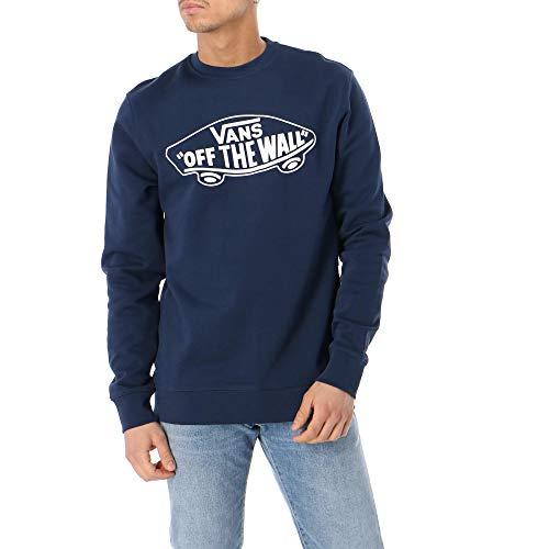 Vans Męska bluza OTW Crew Ii, Niebieski (sukienka Blues Lkz), XL