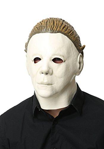 Licensed Halloween II Economy Mask Standard White