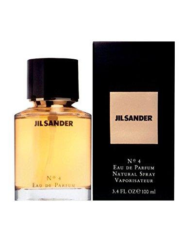 Jil Sander Woman No 4, Eau de Parfum, 1er Pack (1 x 100 ml)