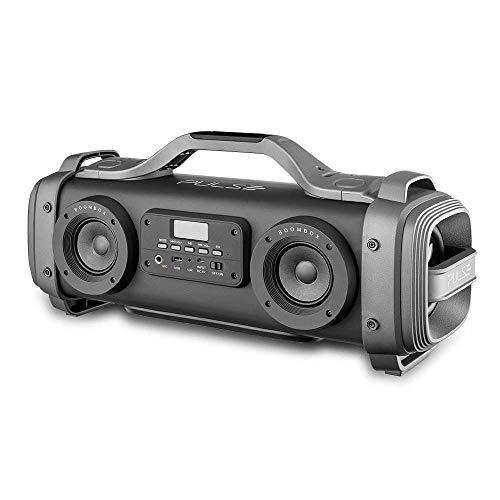 Mega Boombox 440W - SP363, Preto