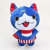 NC56 Plush Toys Watch Jibanyan Komasan Whisper Kawaii Youkai Plush Toys Yo-Kai Yokai Watch Soft Stuffed Animals Dolls 20Cm