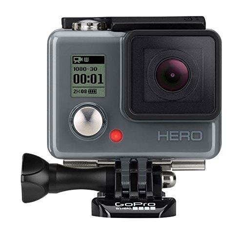 GoPro HERO CHDHA-301 5MP Action Camera (Grey)