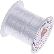 10M Elastic Thread Wire Coil for Bracelet Jewelry Beads