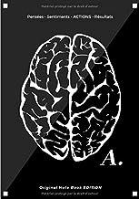 Pensées - Sentiments - ACTIONS - Résultats: Carnet de Notes 100 pages Lignes de Pointillés ⎮ À Vous De REMPLIR ⎮ACTIONS ⎮ ...