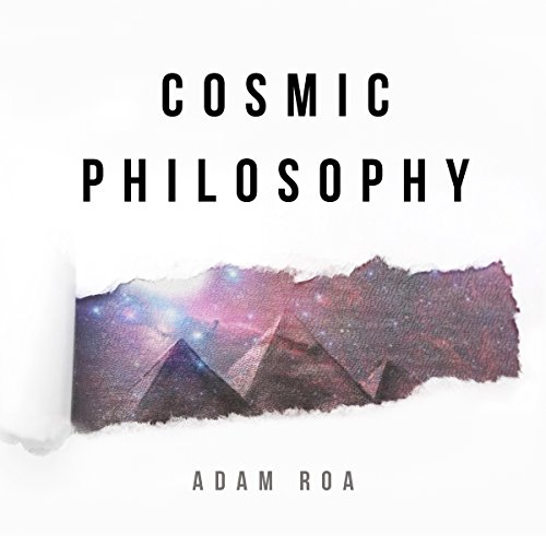 Cosmic Philosophy audiobook cover art