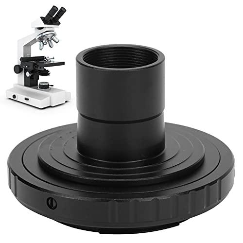Longzhuo Tubo de extensión de Montaje en Anillo Adaptador en T para microscopio de 23,2 mm Anillo Adaptador de Montaje T2 para cámara de Montaje Nikon F