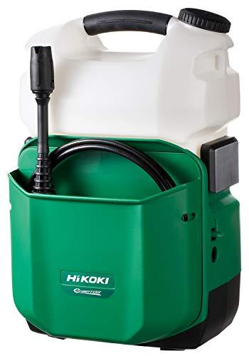 HiKOKI(ハイコーキ) 旧日立工機 コードレス高圧洗浄機 マルチボルトシリーズ AW18DBL(LXP) 急速充電器付