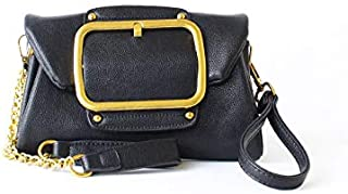 Lenz Crossbody Bag For Women - Black, aM19-B003