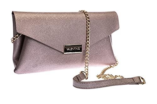 Valentino Bolsos - Bolsa de embrague Appie, oro rosa