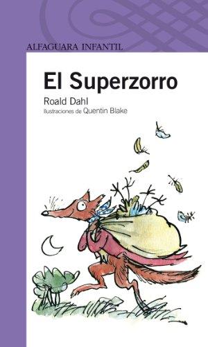 EL SUPERZORRO (Infantil Morada 8 Años)