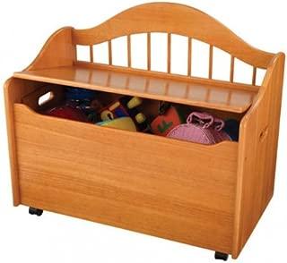 KidKraft Limited Edition Toy Box, Honey