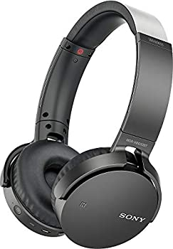 Sony MDR-XB650BT Bluetooth Over-Ear Headphones with Mic  Renewed