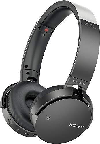 MDR-XB650BT 블루투스 오버 이어 헤드폰(마이크 포함)(갱신)