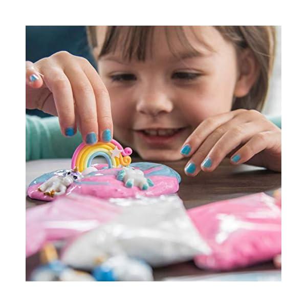 Unicorn Slime Kit for Girls - Ultimate DIY Slime Making Kit and Add Ins to Make Rainbow Unicorn Slime, Crystal Unicorn… 7
