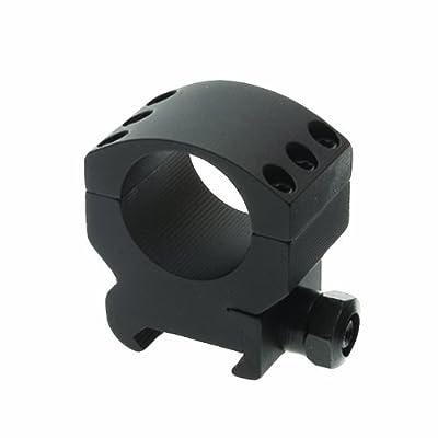 Burris 420162 XTR Rings (30-mm, Medium, Black) from Sportsman Supply Inc.
