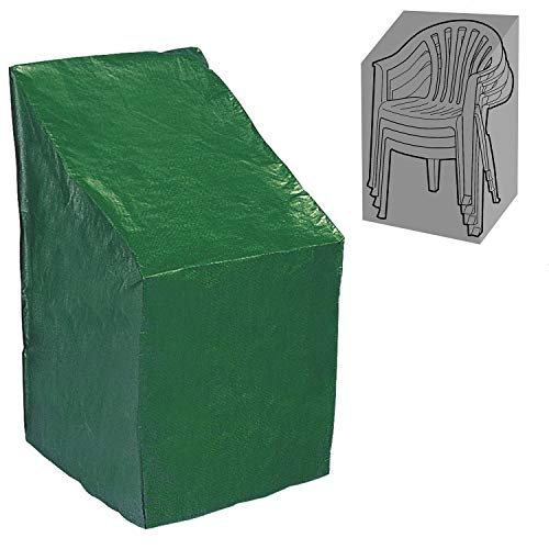 Parkland Outdoor Hammock, Stacking Chair, Bench & BBQ Cover (Stacking Chair Cover)