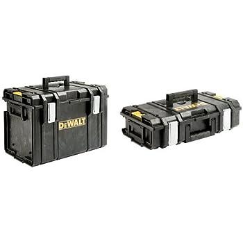 Negro y amarillo Dewalt 1-70-321 Organizador DS150